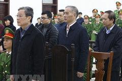 Hủy bỏ lệnh kê biên nhà của ông Nguyễn Bắc Son và Trương Minh Tuấn