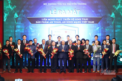 Thành lập Liên minh Hệ sinh thái sản phẩm An toàn, An ninh mạng Việt Nam