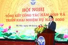 Toàn văn phát biểu của Bộ trưởng Nguyễn Mạnh Hùng tại Hội nghị tổng kết 2019 Bộ TT&TT