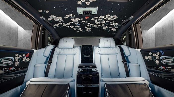 Những chiếc siêu xe Rolls-Royce Phantom độc đáo nhất thế giới