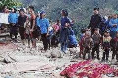 Sập tường khi dỡ nhà, 5 người chết ở Hà Giang