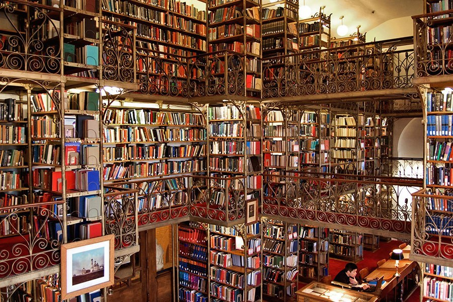 15 thư viện đại học đẹp nhất trên khắp thế giới
