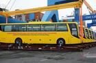 Xe bus thương hiệu Việt Nam xuất khẩu sang Philippines