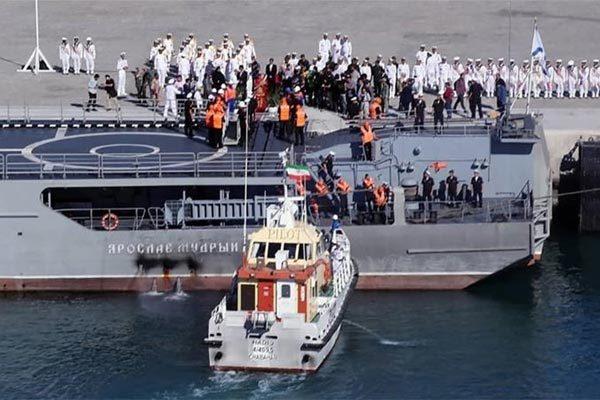 Iran dọa bắn hạ máy bay do thám tập trận chung với Nga, TQ