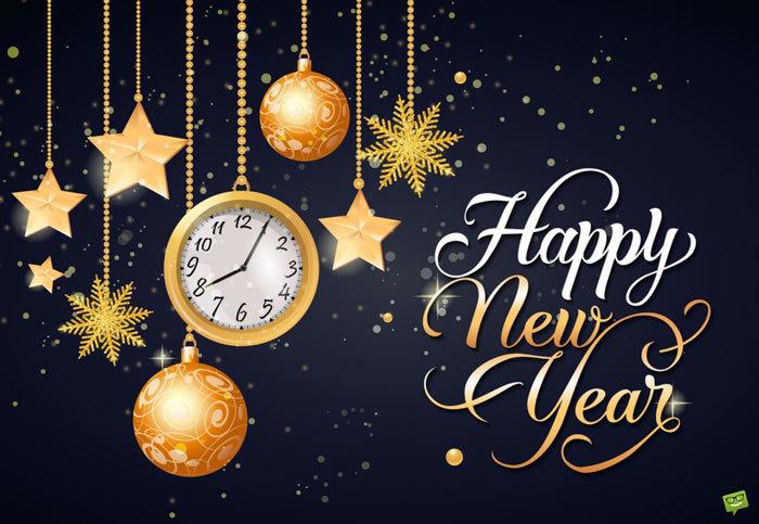 Lời chúc năm mới hay nhất bằng tiếng Anh