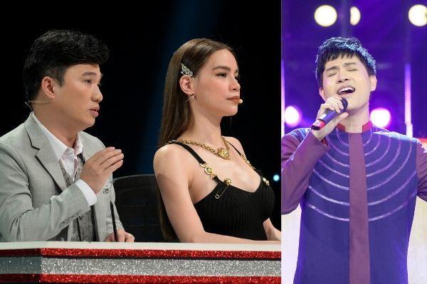 'Bản sao lỗi' của Quang Lê khiến Quang Linh, Hà Hồ thất vọng