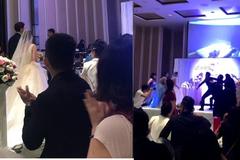 Cô dâu bị phát tán clip nhạy cảm trong đám cưới, hai họ sửng sốt