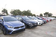 Nội địa hóa 40%, Thaco xuất khẩu 120 xe du lịch Kia sang Myamar