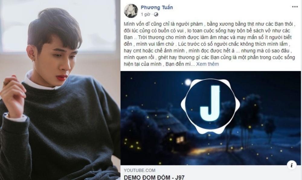 Jack: Dù nằm viện nhưng vui vì được là chính mình