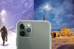 Ngắm bộ ảnh chụp bằng iPhone 11 Pro tại nơi 40 ngày không thấy mặt trời