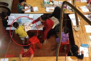 Lớp dạy kèm đánh đập học sinh ở Ninh Thuận