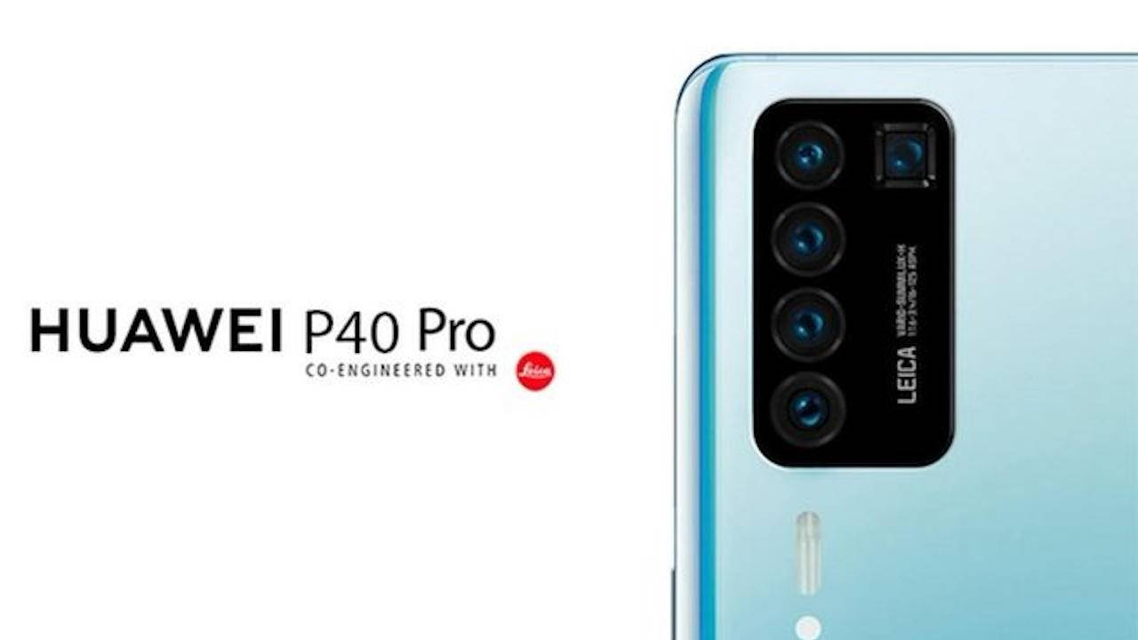 Huawei sắp ra mắt smartphone với camera 5 ống kính?