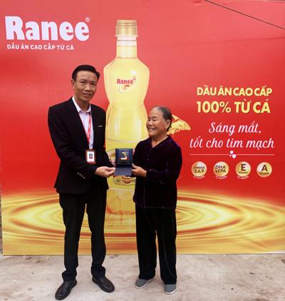 Loạt cá vàng Ranee trị giá 1 lượng vàng đã tìm thấy chủ nhân