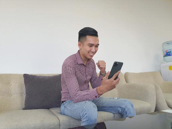Thanh toán online gói internet, nhận cơ hội trúng thưởng iPhone