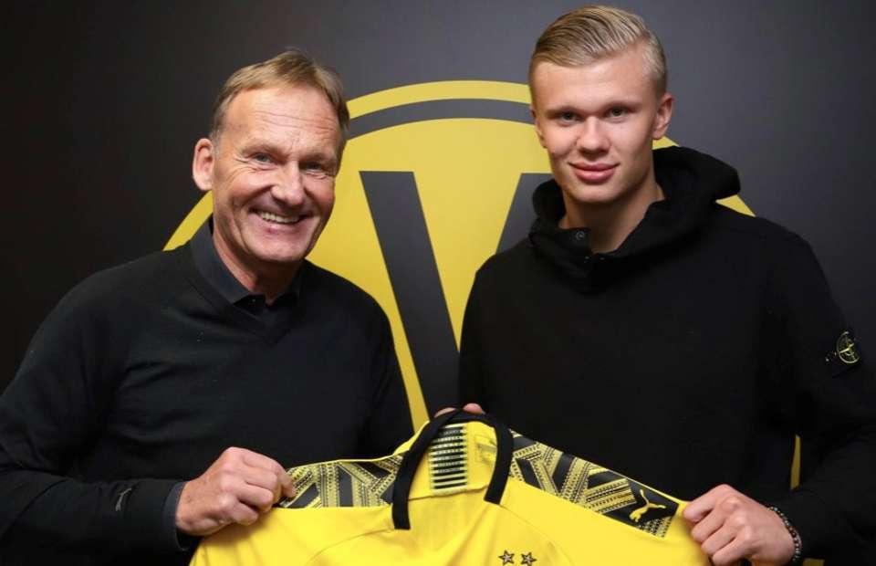 MU từ bỏ Haaland trước khi Dortmund ra tay