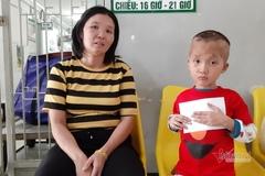 Sự sẻ chia của người đàn bà nghèo có con ung thư não