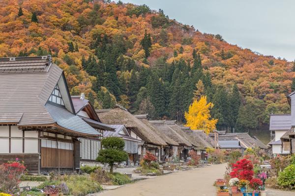 """Chạm 'giấc mơ tuyết trắng"""" ở Ouchi-juku"""