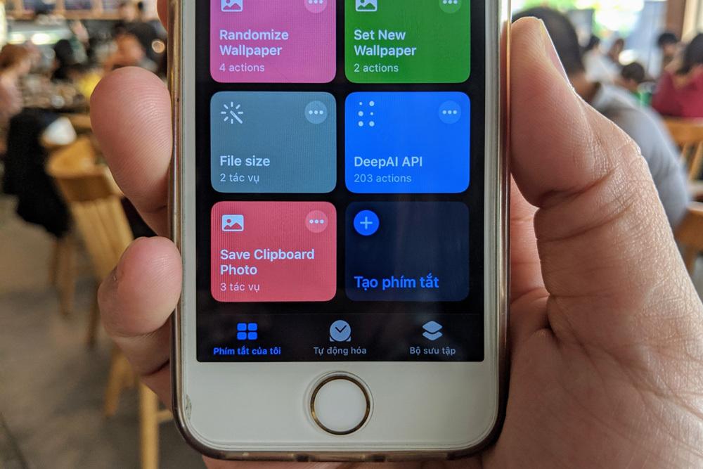 Cách lưu ảnh từ clipboard vào thư viện ảnh trên iPhone và iPad