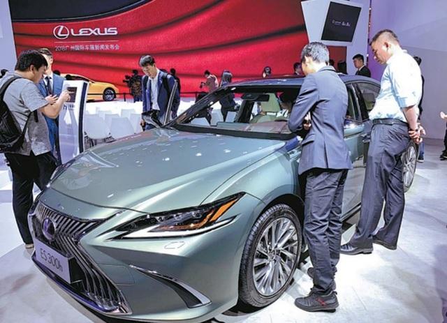 Toyota bị Trung Quốc phạt 87,6 triệu NDT vì 'áp giá' cho Lexus
