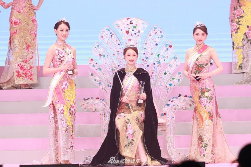Sinh viên 22 tuổi từng trượt Hoa hậu Hong Kong đăng quang Miss ATV