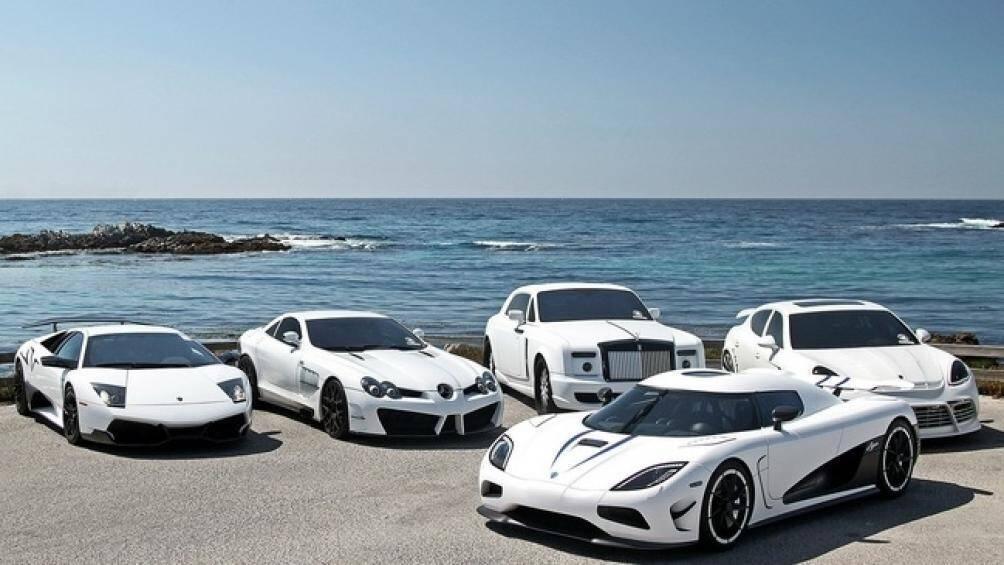 Ô tô màu trắng vẫn được ưa chuộng nhất trong năm 2019