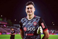 Dang Van Lam becomes best paid goalkeeper ever of Thai League 1