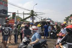 8 tiếng khống chế kẻ ngáo đá dọa giết vợ con, thách thức công an ở Sài Gòn