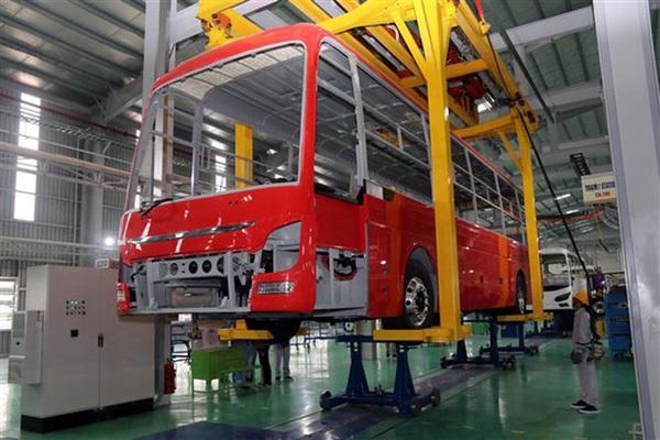 Xuất khẩu ô tô, DN Việt ôm khát vọng lớn
