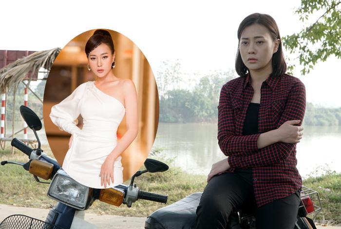 'Quỳnh búp bê' làm gái quê trong phim thế sóng 'Hoa hồng trên ngực trái'