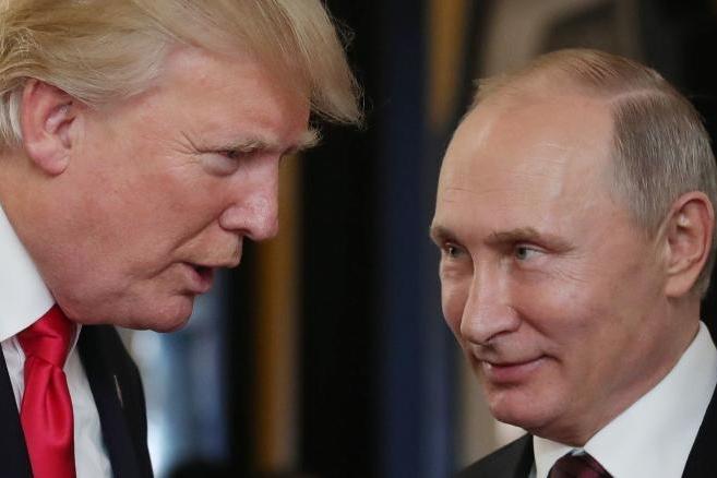 Ông Trump tin Ukraina can thiệp bầu cử 'vì Putin nói thế'