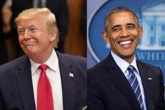 'Người đàn ông đáng ngưỡng mộ nhất 2019' - Ông Trump hay Obama?