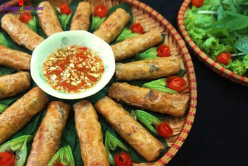 Pho and spring rolls among world's 50 best foods