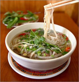 Pho – highlight in Hanoi's culinary delights