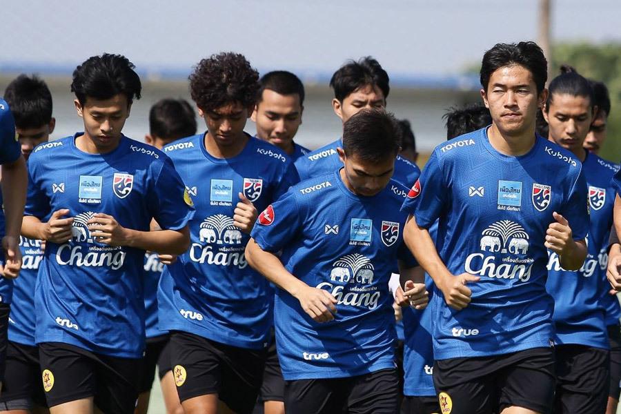 U23 Thái Lan đầy rẫy vấn đề, Akira Nishino đau đầu tính toán