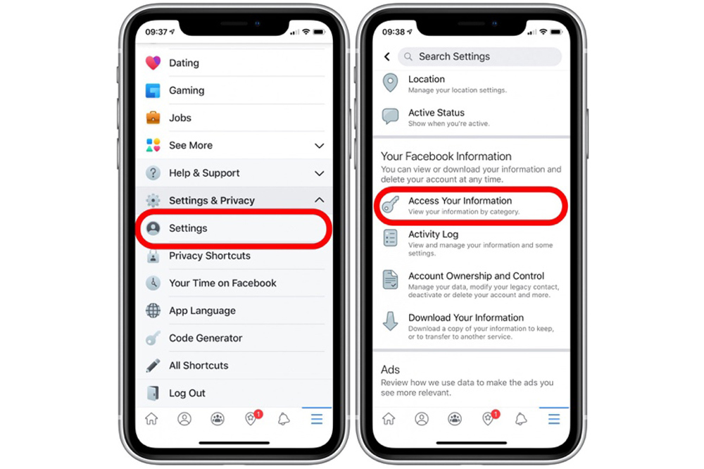 Facebook,Messenger,iMessage,thủ thuật iPhone,thủ thuật iPad