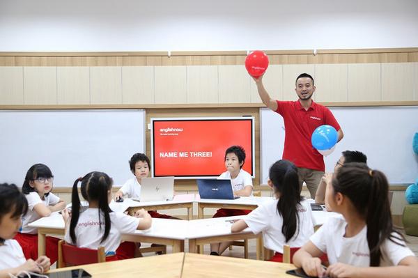 Chọn trung tâm tiếng Anh chất lượng và phù hợp cho con