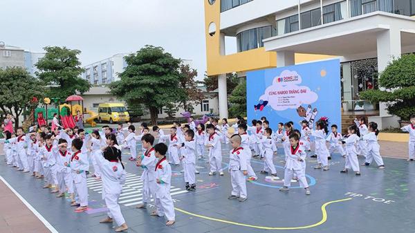 Tuổi nào bắt đầu cho trẻ học Taekwondo?