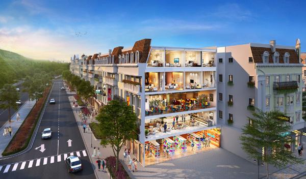 5 yếu tố giúp Shophouse Europe thuyết phục nhà đầu tư 'xuống tiền' cuối năm
