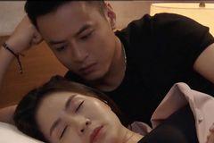 'Hoa hồng trên ngực trái' tập 43, Khuê qua đêm với Bảo