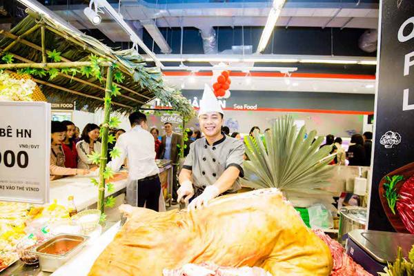 Vincom đầu tiên ở Nghệ An khai trương đón mừng năm mới 2020