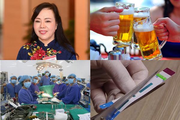 2019, biến động nhân sự Bộ Y tế, hàng loạt ca chết vì làm đẹp