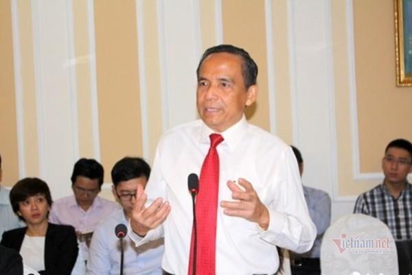 Ông Lê Hoàng Châu: 'Khó khăn của thị trường BĐS TP.HCM chỉ có tính nhất thời'
