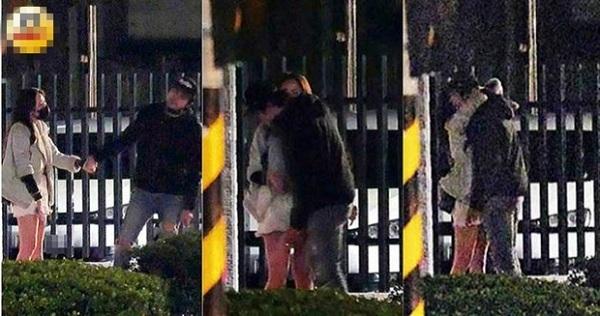 Mỹ nam Hạ Quân Tường bị nghi ngoại tình khi lộ ảnh ôm hôn gái lạ