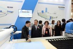 HanoiTex 2019 thu hút 179 nhà cung ứng cho dệt may