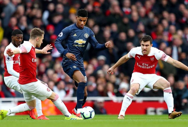 Xem trực tiếp đại chiến Arsenal vs MU ở kênh nào?