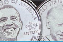 Bí mật về đồng xu 1.000 tỷ USD của Mỹ
