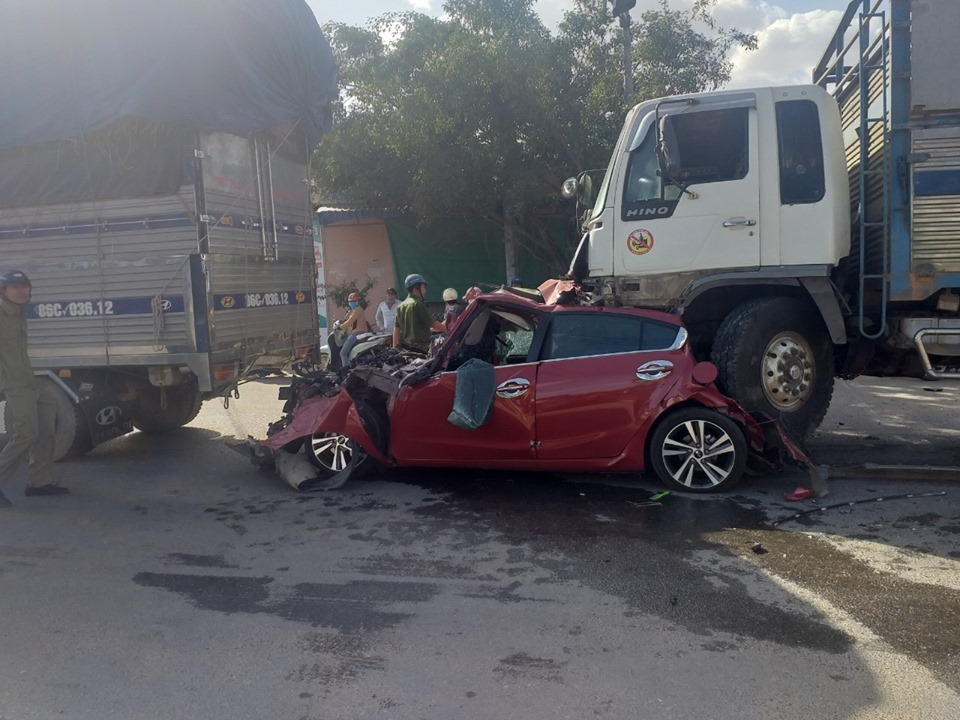 tai nạn,tai nạn giao thông,Bình Thuận
