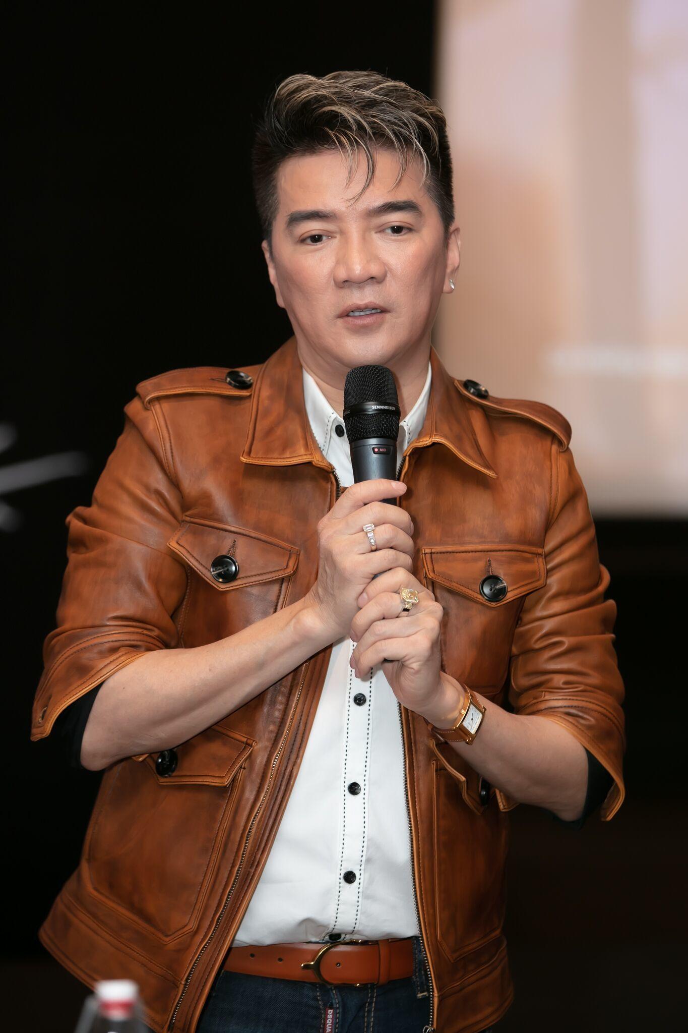 Dương Triệu Vũ: Tôi chính thức tách khỏi Đàm Vĩnh Hưng để tự 'bay'