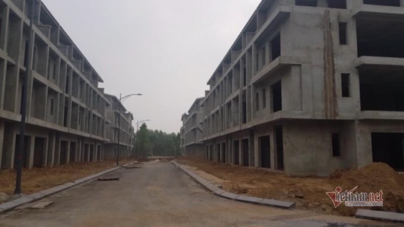 Hưng Yên triệu tập hàng loạt ban ngành xử lý vụ 200 biệt thự xây 'chui'