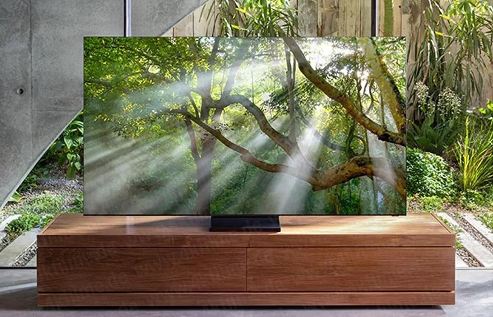 Sắp có TV 8K hoàn toàn không viền màn hình đẹp như mơ